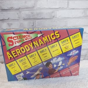 Science For a Week Aerodynamics Learning Game